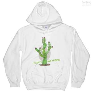 Plants Are Friends Hoodie