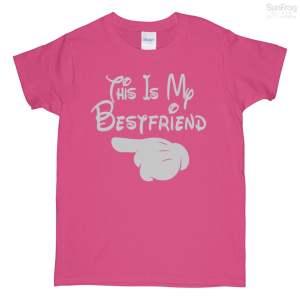 This Is My Bestfriend T-Shirt