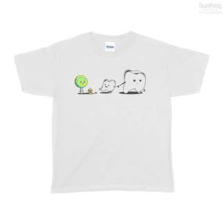 Candy and Tooth Best Friend T-Shirts