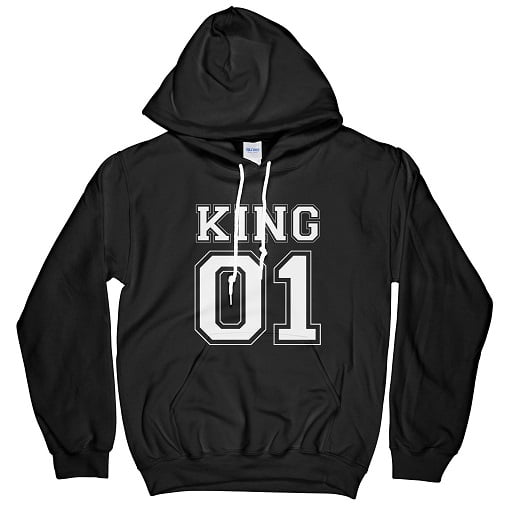 King 01 Friends T-Shirts For Boy Team T-Shirt Hoodie