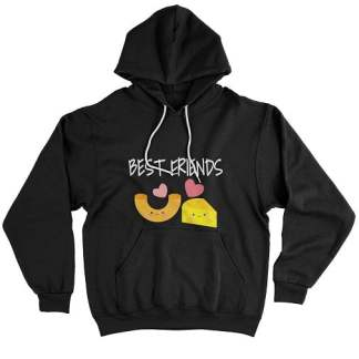 Macaroni And Cheese Best Friend Hoodies
