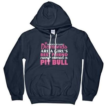 Pitbull Is My Best Friend Shirts