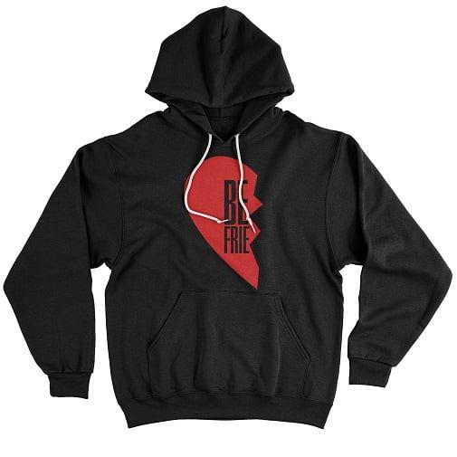Best Friends Left Side T Shirts - best friend hoodies for 2