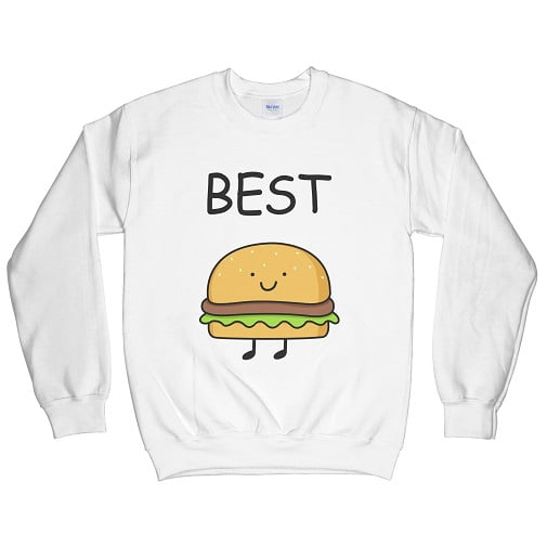 Best Matching T Shirts For Friends - cute best friend sweatshirts