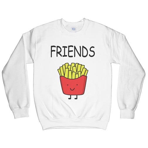 Friends Matching T Shirts For Friends - cute best friend sweatshirts