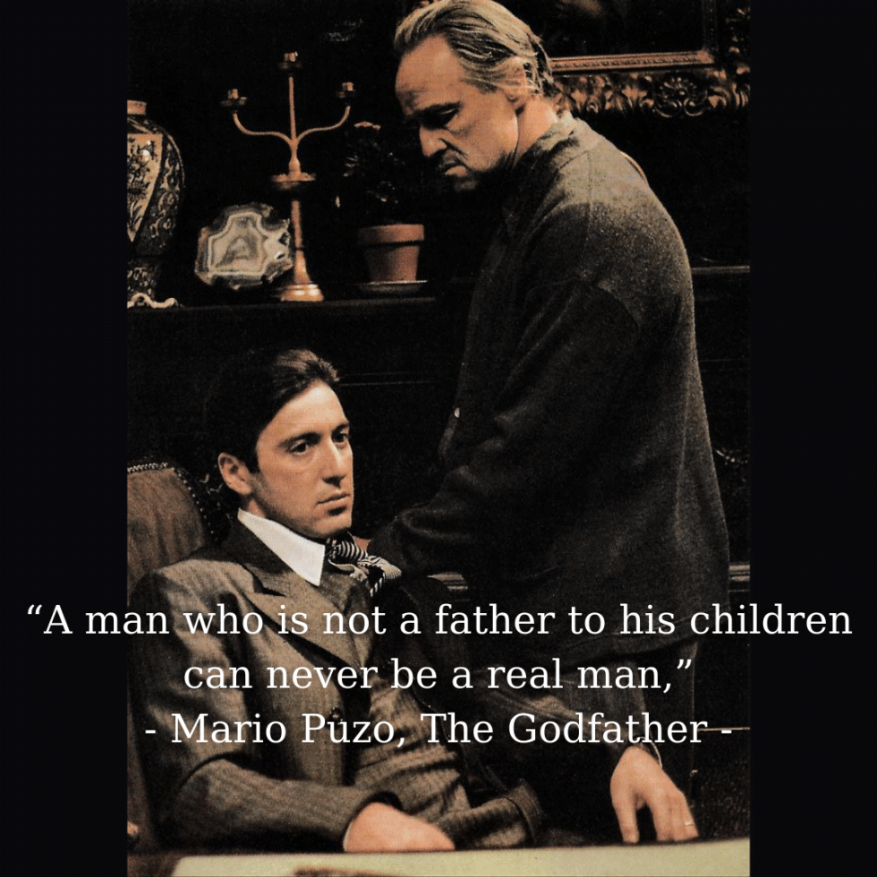 The Godfather Quotes Captins FOr Instagram facebook pictures 1080x1080 pixels high resolution