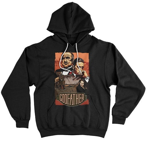 The Godfather T-Shirt - Godfather Hoodie