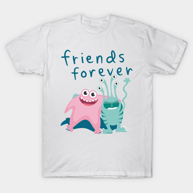 Monster BFF Shirts