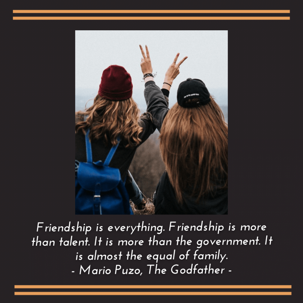 Girl Friendship Quotes For Instagram Captions Pictures
