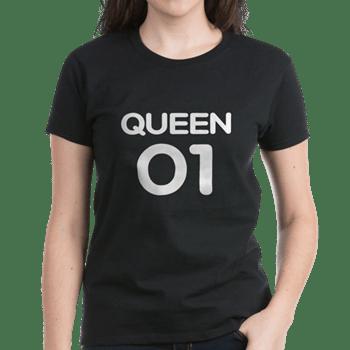 Queen Best Friend Shirts For 3