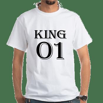 King Best Friend T-Shirt For 3