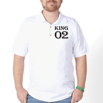 King Best Friend T-Shirt For 3