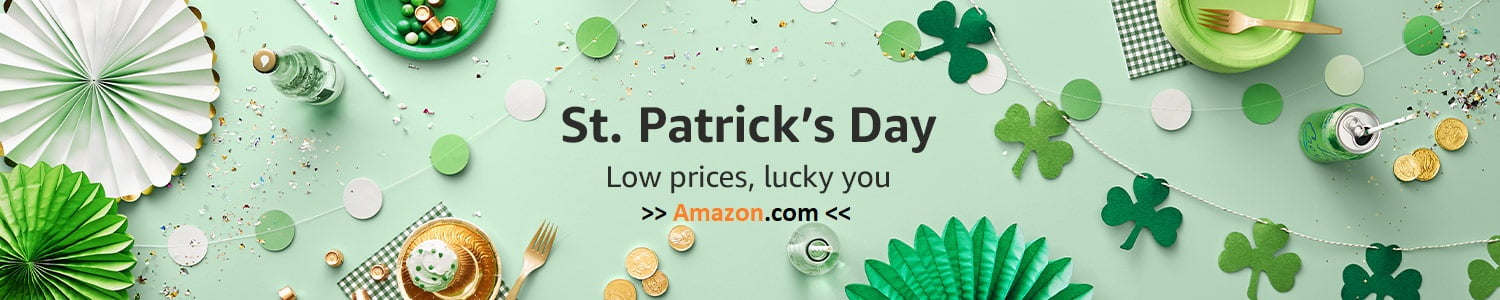 all st patricks 2021 amazon