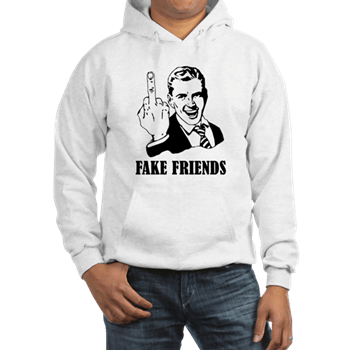 Fuck Fake Friends Sweatshirt