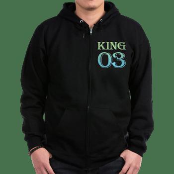 Toxic King 03 Hoodie