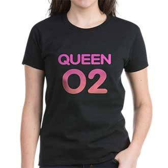 Best Friends Pink Queen Shirts For 2 3 4 Friends