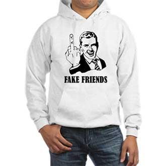 Fake Friends Hoodie