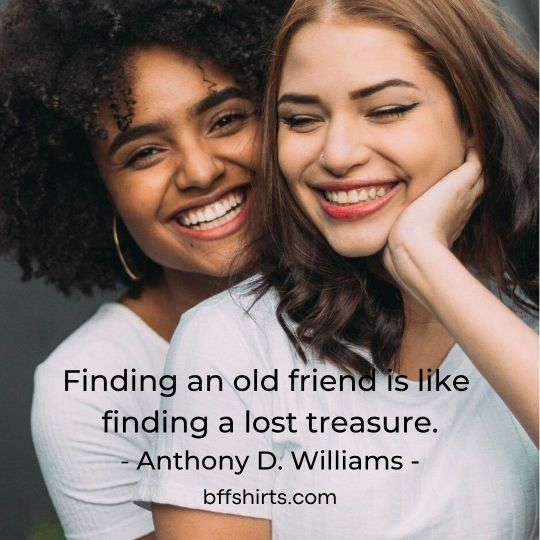 Old Friends Quotes For Instagram