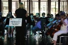 THAMES students play at the Barbican!