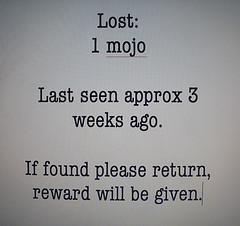 mojo-lost