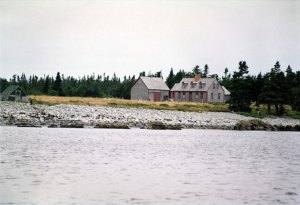 Anne Priest's Nova Scotia farm
