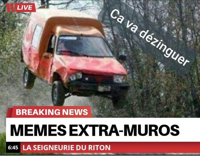 Berbon David - Participation de Neurchi de meme extra-murros - BFMemes