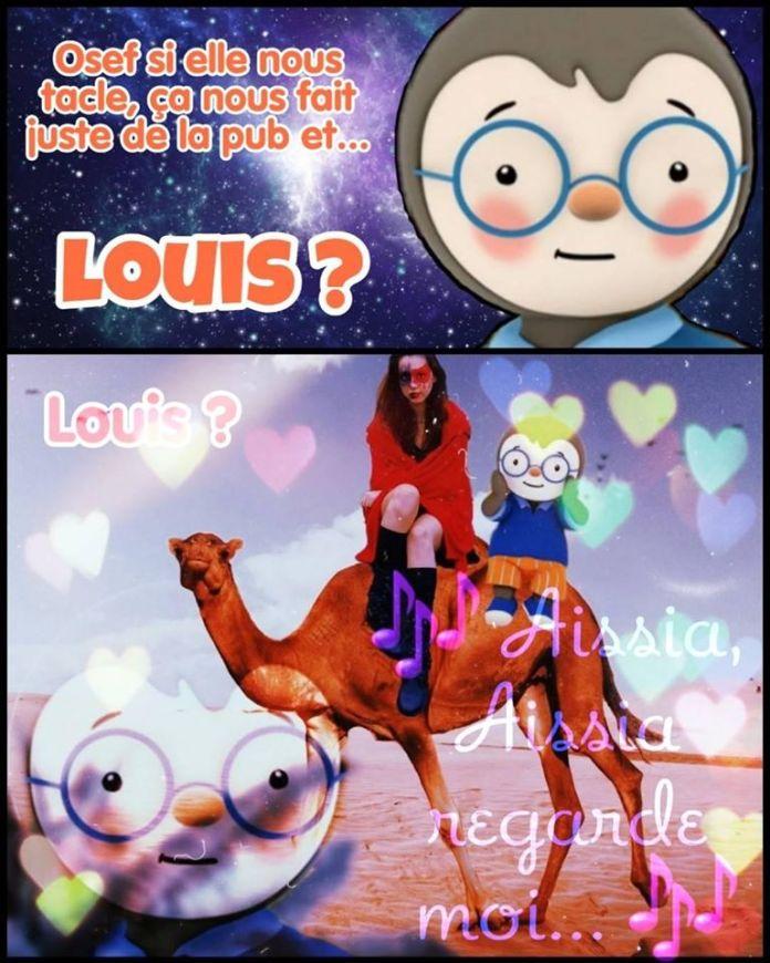 Louis - Extrait Love Aissia