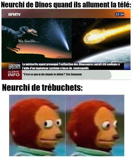 Reportage exclusif de Alexis Dezer sur les Dino-trébuchistes