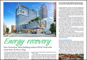 telus energy recovery small