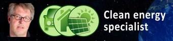 Clean energy specialist April 2018