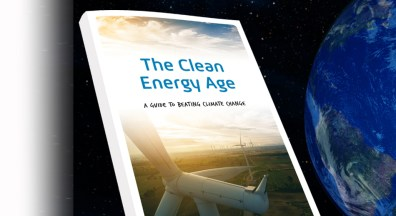 Clean energy age book against universe april 16
