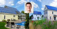Energy-positive homes in Massachusetts