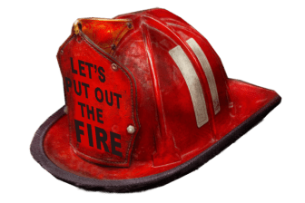 Lets put out the fire