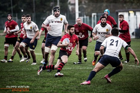 Romagna Rugby VS Noceto Rugby, photo 31