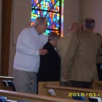 Laying on of Hands from all Ordained Elders