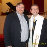 Newly Ordained Elder Taylor Burgess