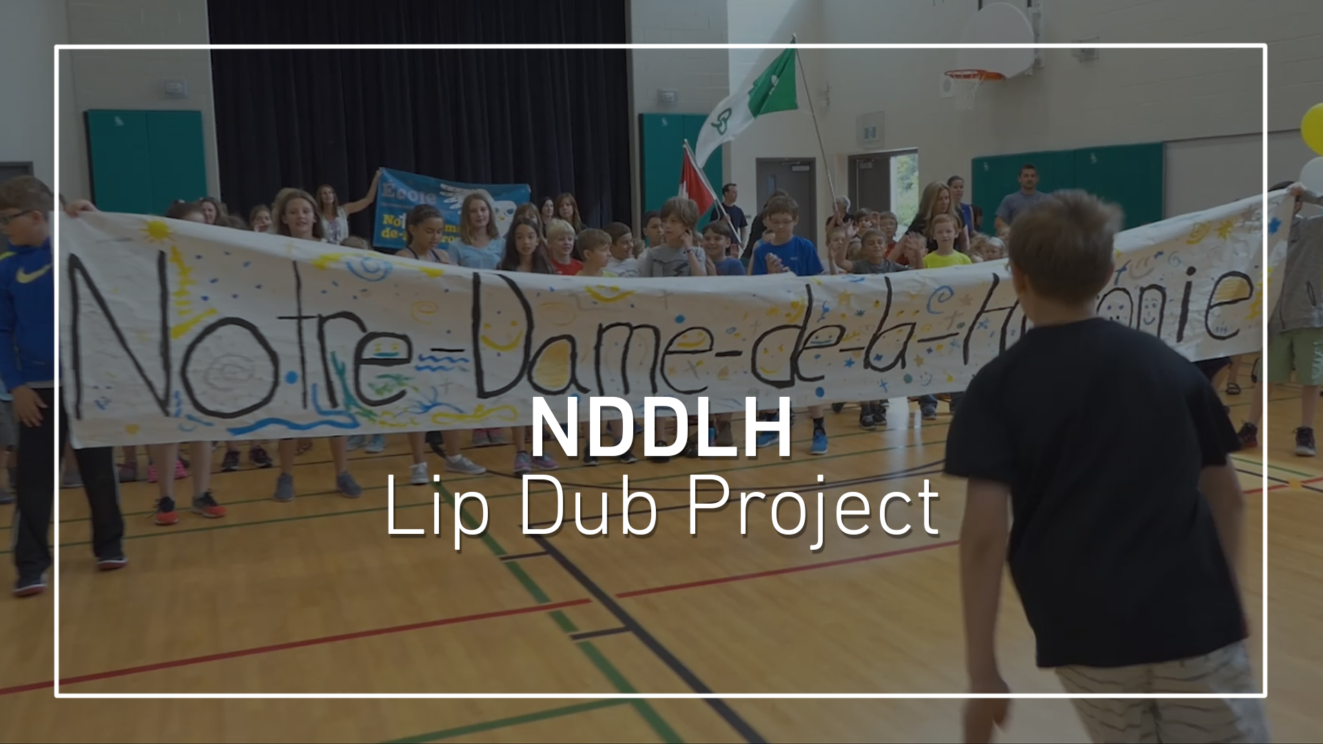 Lip Dub project with NDDLH in Collingwood
