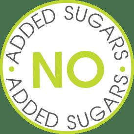 Χωρίς προσθήκη ζάχαρης, περιέχει φυσικά σάκχαρα.