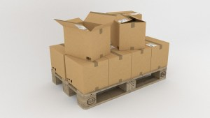 cardboard moving boxes used by local moving companies in Lebanon