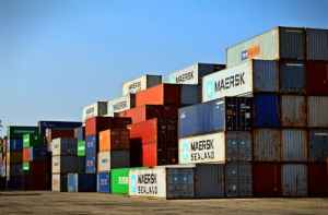 You can avoid using containers if you chose to ship by air