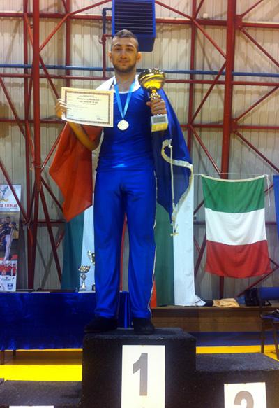 Qualificatifs mondiaux des moins de 18 ans à Klavado, Serbie