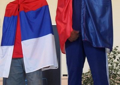 Championnat du Monde à Villette d'Anthon