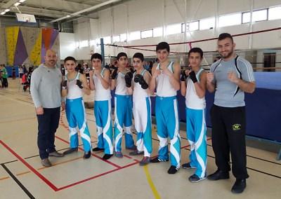 Championnat académique UNSS à Jarny