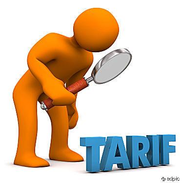 Männchen Tarif Lupe