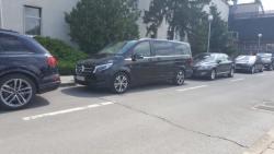 Mercedes V class Hire Chauffeur services Bulgaria
