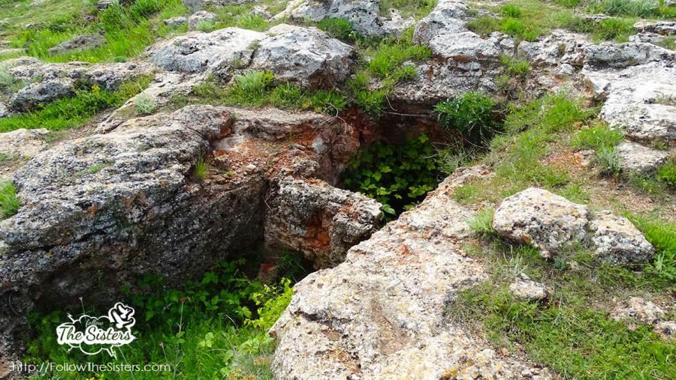 Тракийската гробница в археологически резерват Яйлата