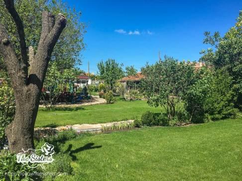 В-двора-на-къща-за-гости-Левана-Българево