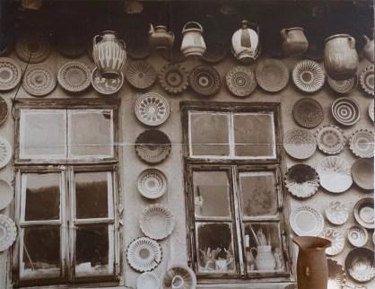 Стара-снимка-на-къщата-на-Петър-Гигов-в-Бусинци