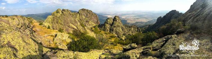 Karandila-panorama