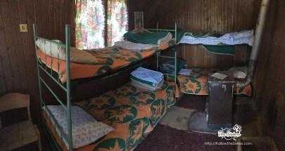 Семпла стая в хижа Бенковски